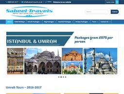 Sabeel-Travels Website