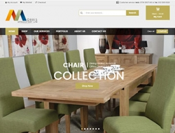 Morris Upholstery Ltd Website