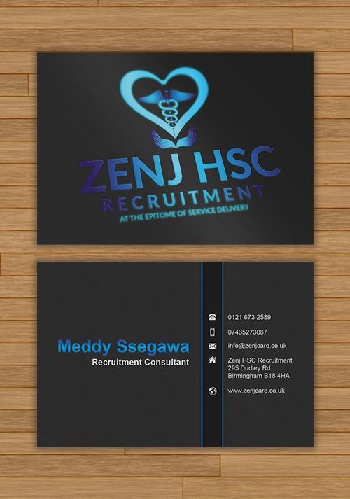 Zen HSC Recruitment Business Card