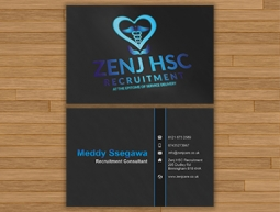 Zen HSC Recruitment Business Card