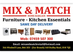 Mix & Match Business Card