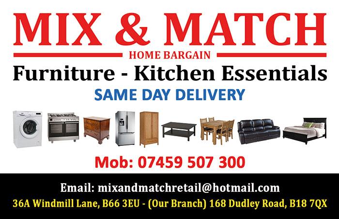 Mix & Match Business Card