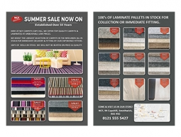 NCF Summer Sale Flyer