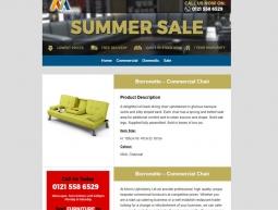Morris Upholstery Ltd eBay Template