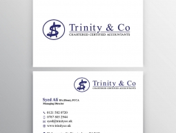 Trinity Co Business Card