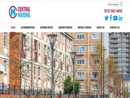 Central Housing Website