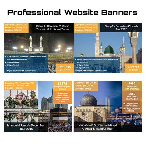 Professional Website Banner -SME WEB SOLUTIONS