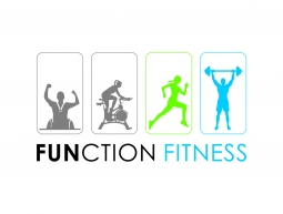 FUNction Fitness Logo Design