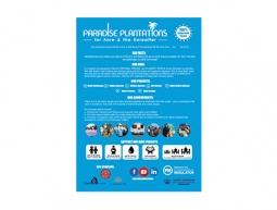 Paradise Plantations Flyer