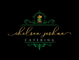Chelsea Joshua Catering Logo Design